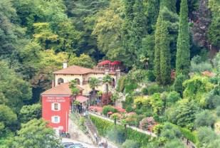 Parco Grotte Cascate del Varone-accessi