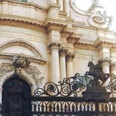 Ragusa-dettaglio San Giorgio