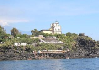 Catania-riviera dei ciclopi-lido del Faro