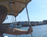 Catania-gita in barca-riviera dei ciclopi-partenza