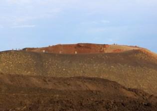 Escursione Etna-passeggiata bordo crateri