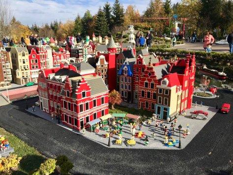 viaggio per famiglie Legoland monaco germania