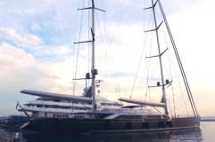 Ortigia-barche al molo