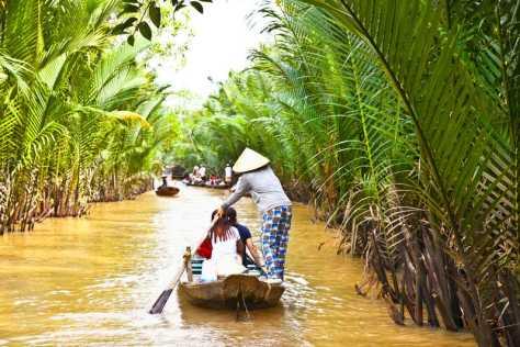 viaggi di gruppo per famiglie vietnam delta mekong