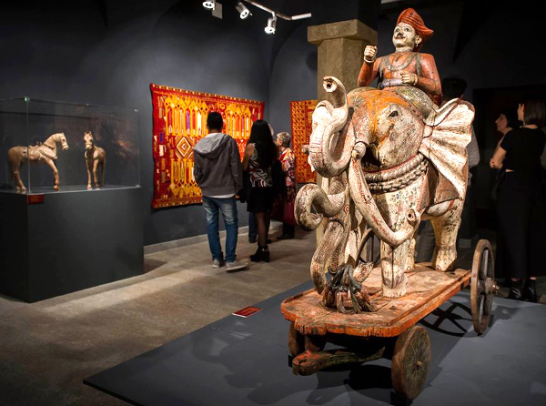 MAO-Museo d'Arte Orientate-esposizioni