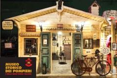 Museo Pompieri e Croce Rossa-ambientazioni