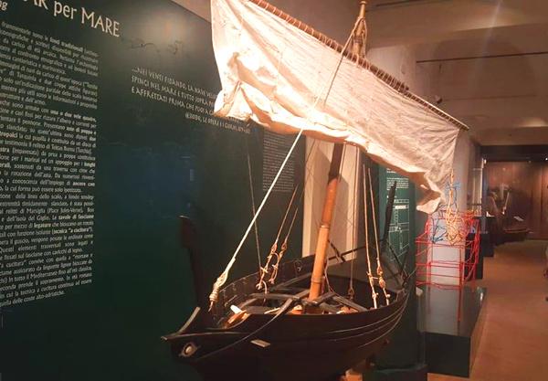 Museo dei Grandi Fiumi-imbarcazioni