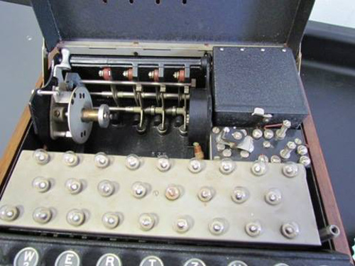 Museo della Tecnica Elettrica-macchine