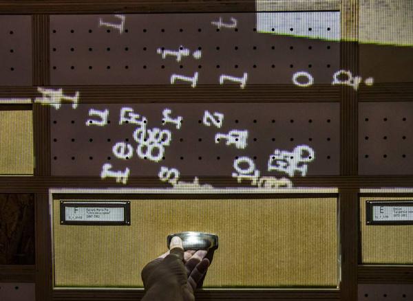 Piccolo Museo del Diario-cassetti aperti