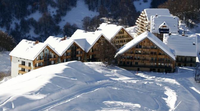Con i bambini sulla neve: gli hotel, chalet e residence per famiglie direttamente sulle piste da sci