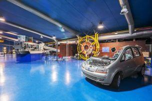 weekend bambini lombardia museo tecnica elettrica