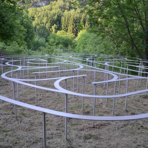 weekend bambini parchi artistici art park villa di verzegnis udine veneto