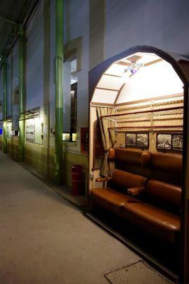 museo ferroviario lecce - materiale fs