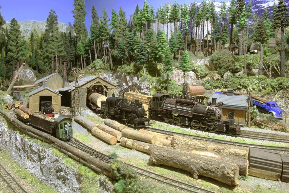 museo ferroviario lecce - plastico ferroviario