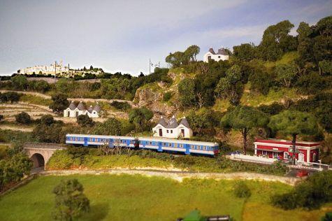 museo ferroviario lecce - plastico