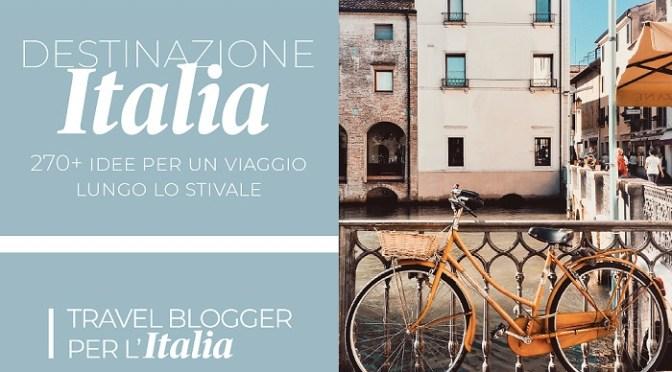 Emergency e i travel blogger italiani per sostenere l'Italia oggi e riscoprirla domani!