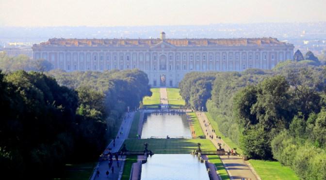 La Reggia di Caserta con i bambini tra borghi, antichi acquedotti, boschi, e musei