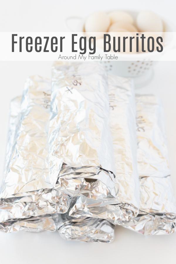titled image (and shown): freezer egg burritos