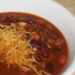 Slow Cooker 10 Can Chili