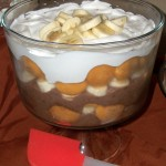Chocolate Banana Pudding