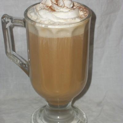 Cinnamon-Vanilla Coffee