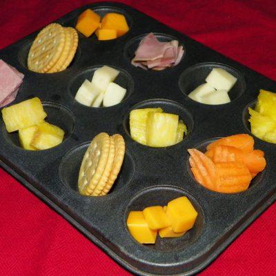 Muffin Tin Lunch
