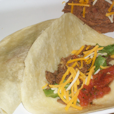 Spicy Taco Meat