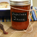 Red Enchilada Sauce From Scratch