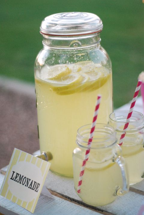 Hands down the best lemonade you'll ever have is this Carnival Lemonade!