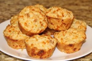 Cheddar Muffins | Around My Family Table