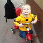 Radio Flyer 4-in-1 Trike Red Review