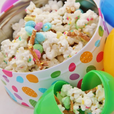 Sweet and Salty Spring Mix