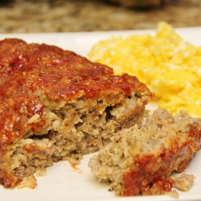 Breakfast Meatloaf