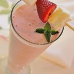 Strawberry Shortcake Milkshake
