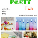Messy Party Ideas