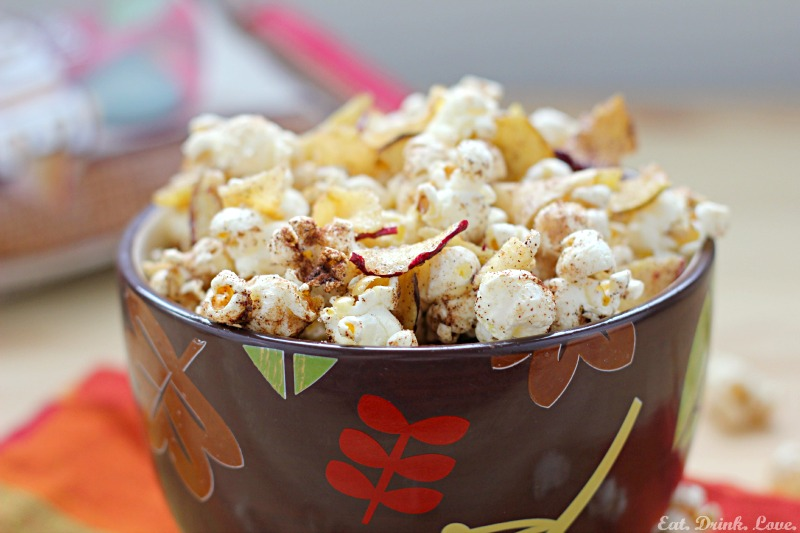 Apple Cinnamon Popcorn