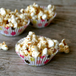 Bacon Truffle Kettle Corn {Shockingly Delicious}