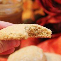 Pumpkin Butter Sugar Cookies