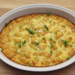 Sausage and Tater Tot Breakfast Casserole