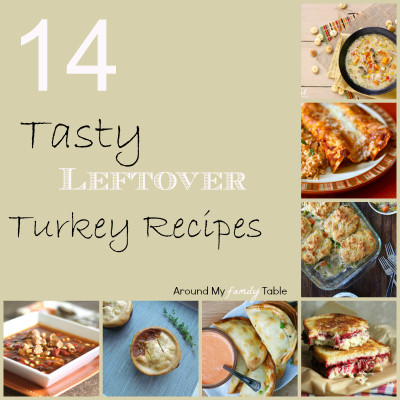 Leftover Turkey Ideas