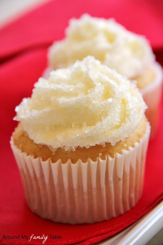 White Cupcakes
