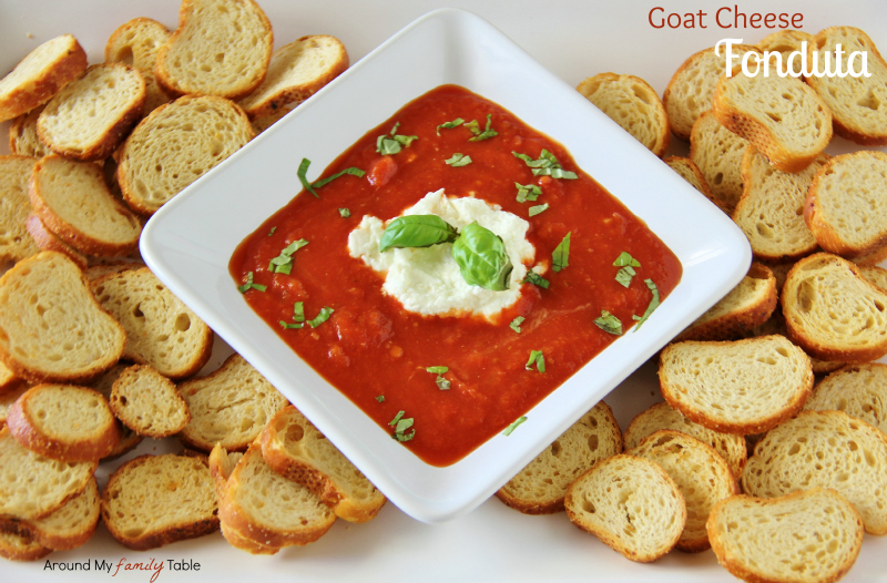 Goat Cheese Fonduta