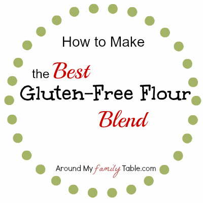 The Best Gluten-Free Flour Blend