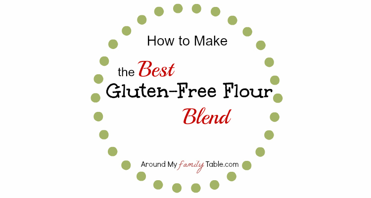 How to Make the Best Gluten-Free Flour Blend