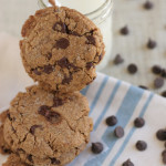 Espresso and Sea Salt Cookies