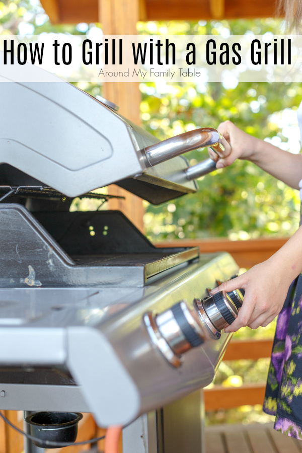 Summertime means grilling time! Cooking at the grill is easy, I promise and it makes the delicious meals. If you're a little nervous, don't be my How to Grill using a Gas Grill guide will get you to grill master in no time!