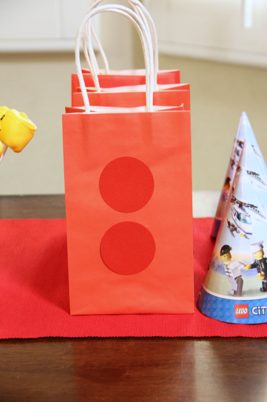 lego party gift bags