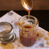 Dairy Free Butterscotch Sauce (Slow Cooker Recipe)