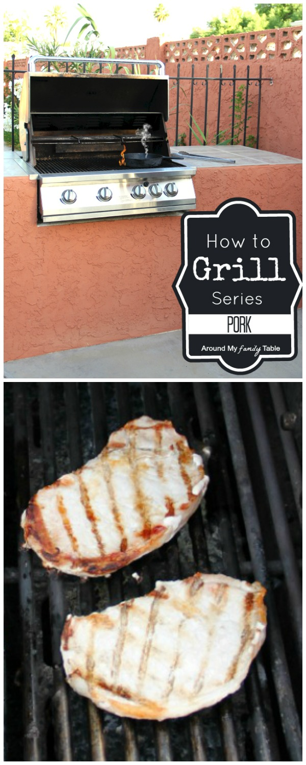 Learn How to Grill Pork properly and safely - perfect for people who love grilling!