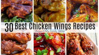 30 Best Chicken Wing Recipes